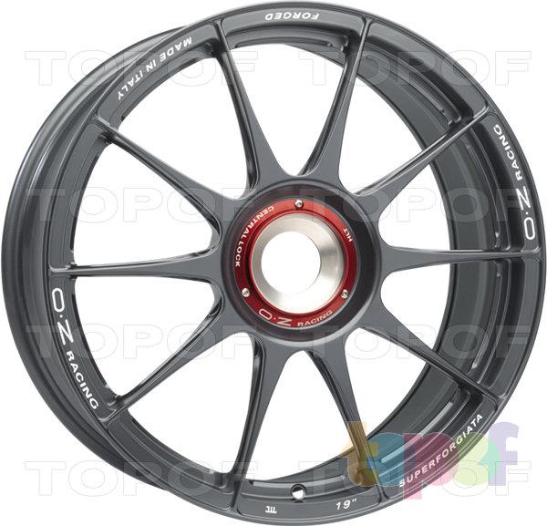 Колесные диски O.Z Racing Superforgiata Cl. Изображение модели #1