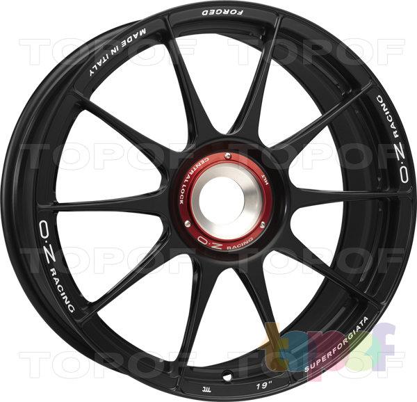 Колесные диски O.Z Racing Superforgiata Cl. Изображение модели #2