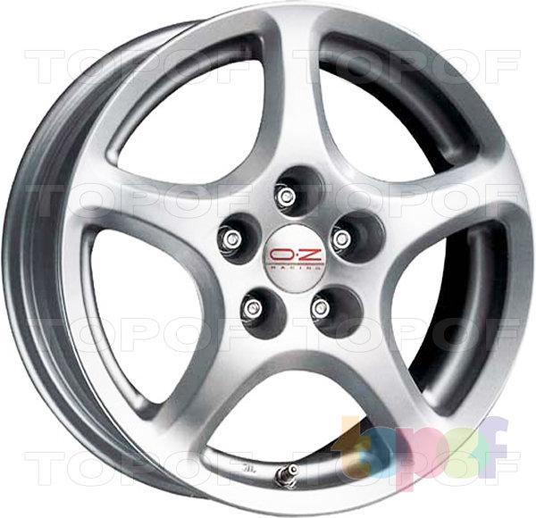 Колесные диски O.Z Racing Tucano. Изображение модели #1