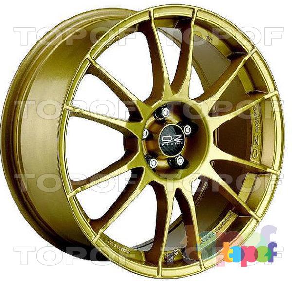 Колесные диски O.Z Racing Ultraleggera. Изображение модели #2