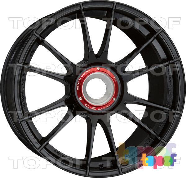 Колесные диски O.Z Racing Ultraleggera HLT CL. Цвет Matt Black OZ Racing Ring