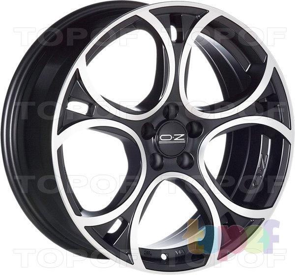 Колесные диски O.Z Racing Wave (X Line). Изображение модели #1