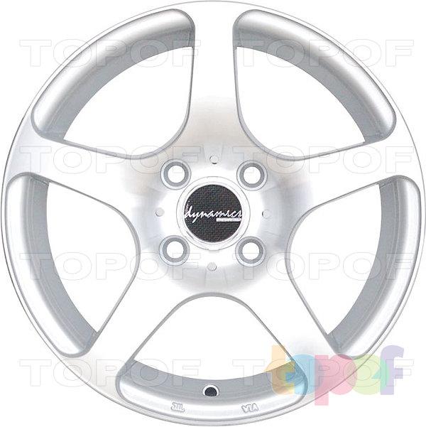 Колесные диски PDW Ecomax. Изображение модели #1