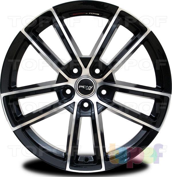 Колесные диски PDW Passion. Изображение модели #4
