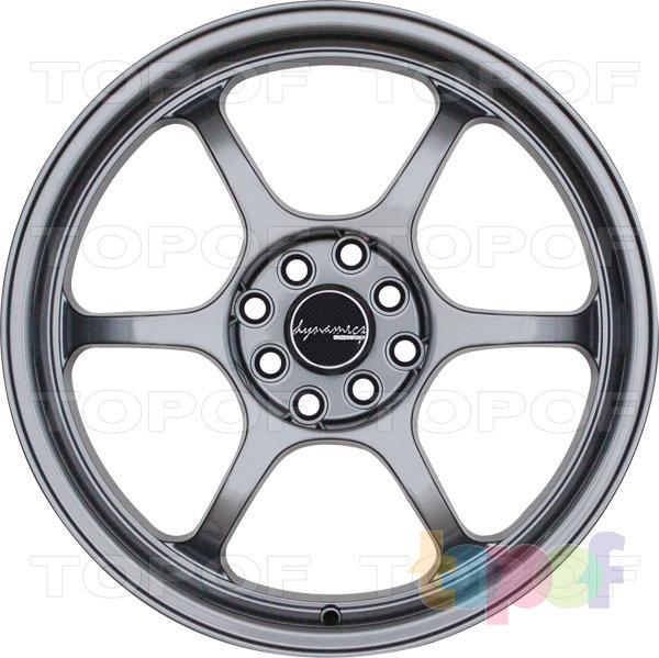 Колесные диски PDW Retro. Цвет темно серый