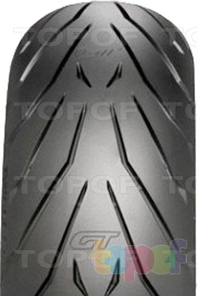Шины Pirelli Angel GT. Направленный рисунок протектора