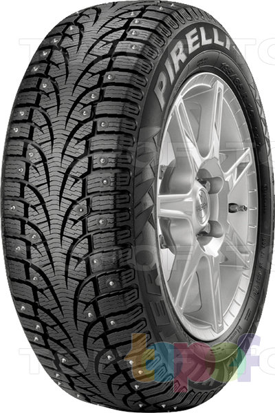 Шины Pirelli Carving Edge 215/65R16 98T