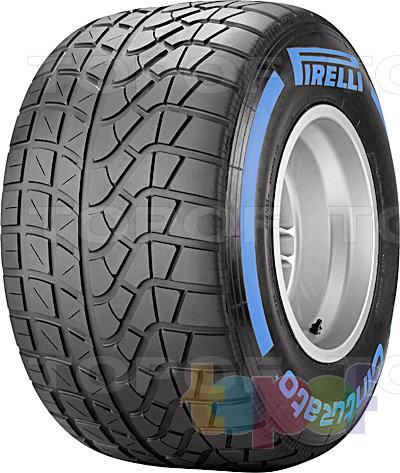 Шины Pirelli Cinturato Formula 1. Асимметричный рисунок протектора
