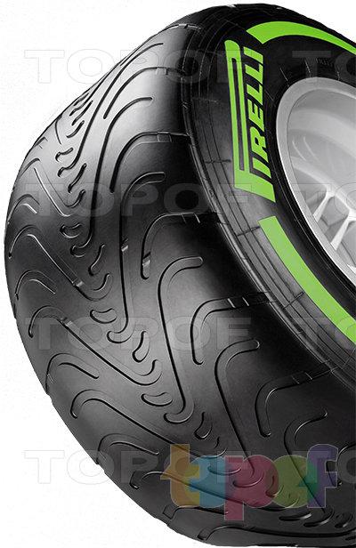 Шины Pirelli Cinturato Formula 1. Направленный рисунок
