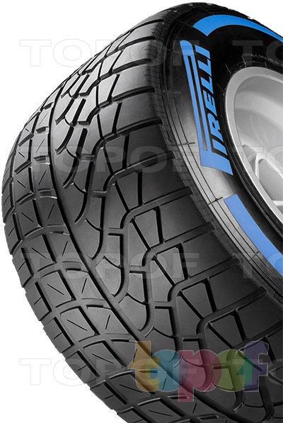 Шины Pirelli Cinturato Formula 1. Продольные канавки
