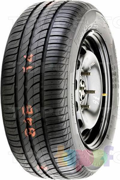 Шины Pirelli Cinturato P1. Асимметричный рисунок протектора