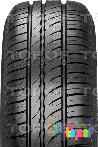 Шины Pirelli Cinturato P1 Verde. Фронтальный вид