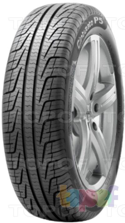 Шины Pirelli Cinturato P5. Общий вид модели