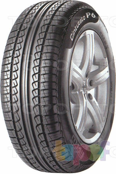 Шины Pirelli Cinturato P6 185/60R14 82H