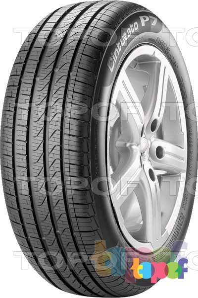 Шины Pirelli Cinturato P7 All Season