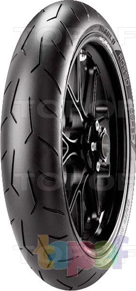 Шины Pirelli Diablo Rosso Corsa. Передняя