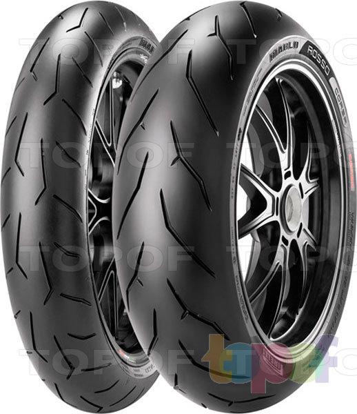Шины Pirelli Diablo Rosso Corsa. Изображение модели #3
