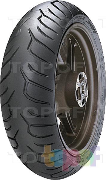 Шины Pirelli Diablo Strada. Задняя