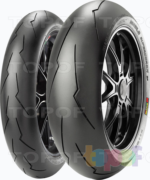 Шины Pirelli Diablo Supercorsa SP