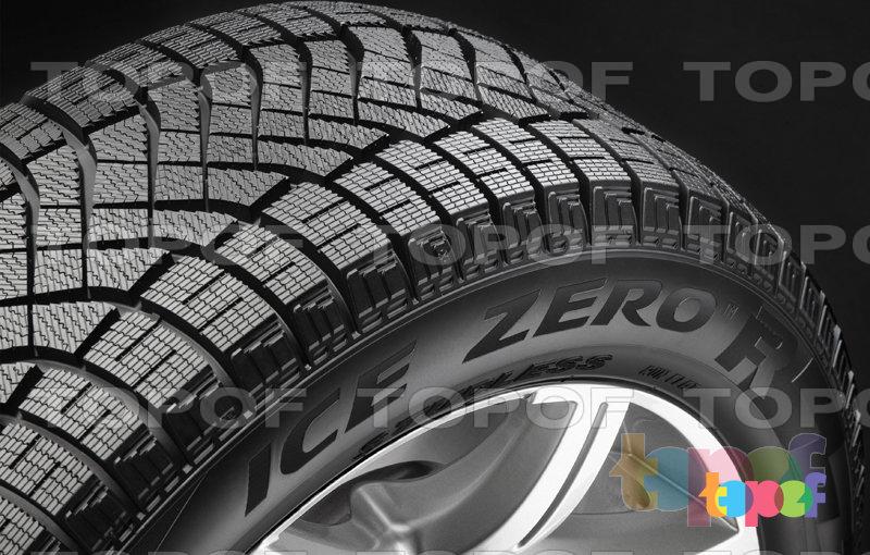 Шины Pirelli Ice Zero Friction. Изображение модели #2