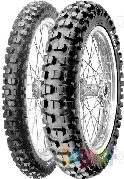 Шины Pirelli MT21 Rallycross