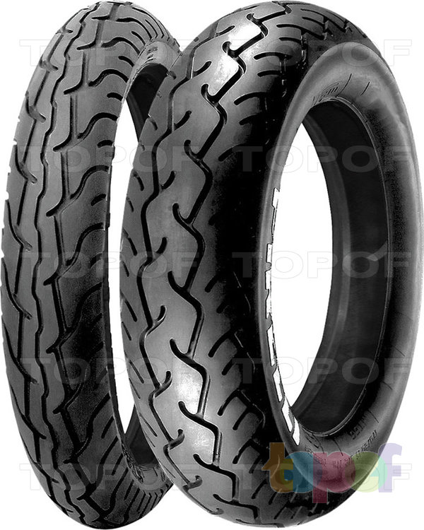 Шины Pirelli MT66 Route Cruiser. Изображение модели #2