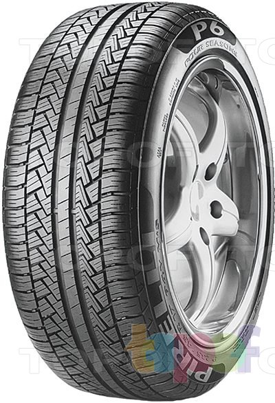 Шины Pirelli P6 Four Seasons