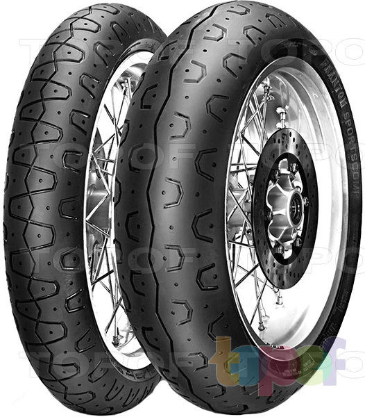 Шины Pirelli Phantom Sportscomp