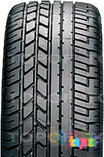 Шины Pirelli PZero Asimmetrico. Асимметричный рисунок протектора