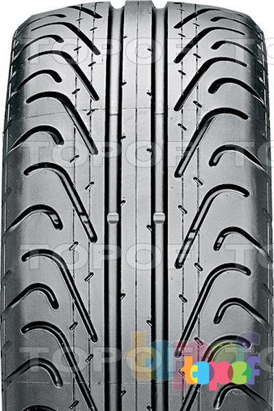 Шины Pirelli PZero Corsa System (Directional). Направленный рисунок протектора