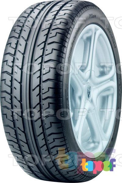 Шины Pirelli PZero Direzionale. Общий вид модели