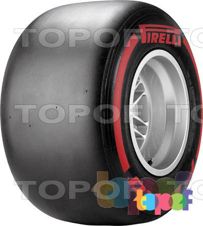 Шины Pirelli PZero Formula 1 (2012). PZero Supersoft Red - супермягкие с красной маркировкой