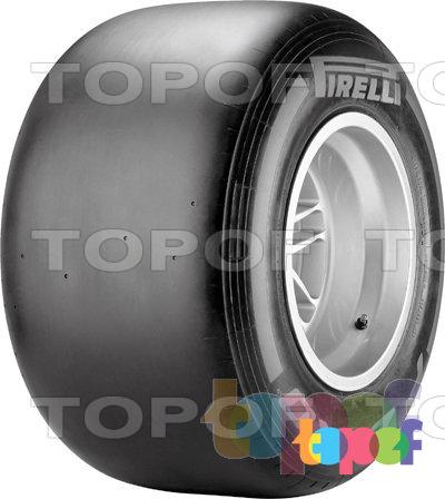 Шины Pirelli PZero Formula 1 (2012). PZero Hard Silver - жесткие с серебряной маркировкой