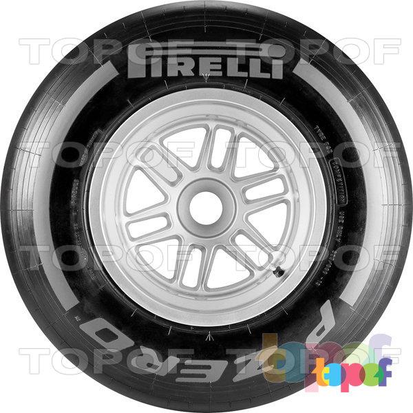 Шины Pirelli PZero Formula 1 (2012). Изображение модели #4