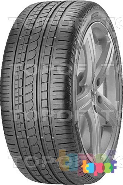 Шины Pirelli PZero Rosso