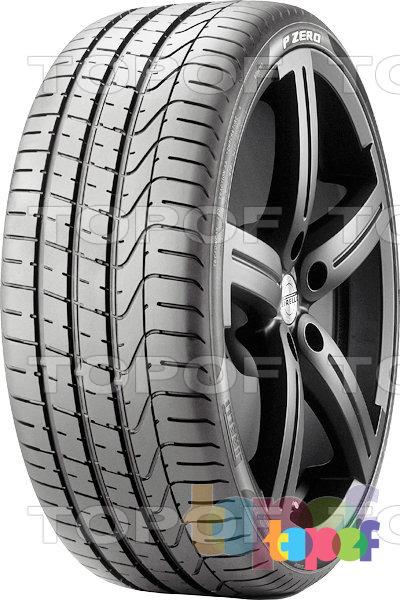 Шины Pirelli PZero Silver