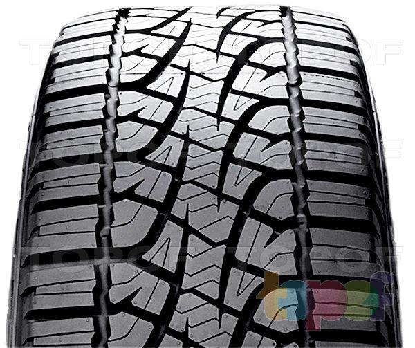 Шины Pirelli Scorpion ATR. Рисунок протектора