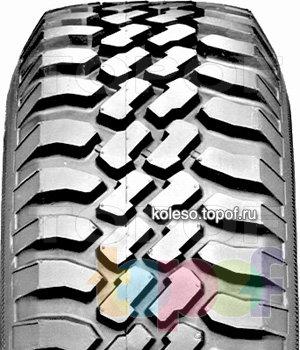 Шины Pirelli Scorpion Mud. Рисунок протектора