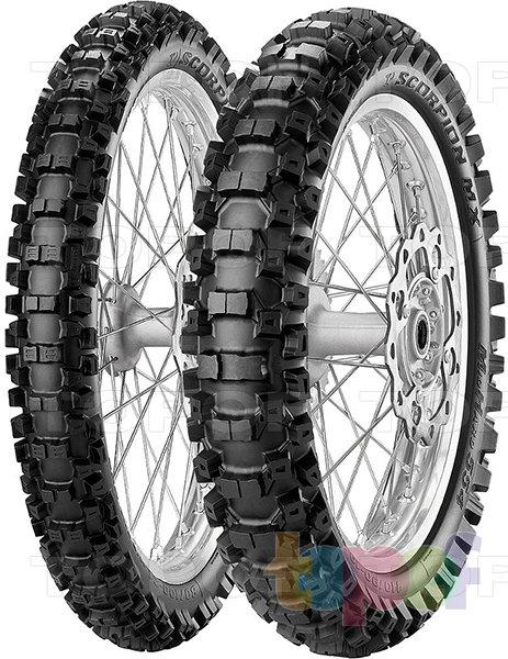 Шины Pirelli Scorpion MX