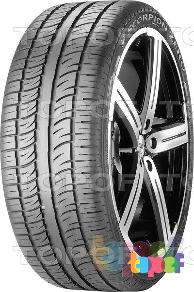 Шины Pirelli Scorpion Zero Asimmetrico