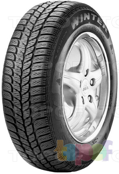 Шины Pirelli Snowcontrol