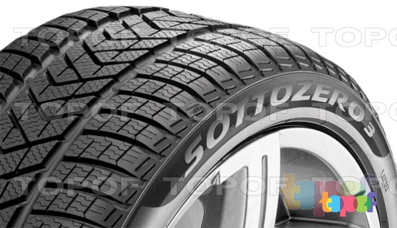 Шины Pirelli Sottozero III. Зимняя нешипуемая шина