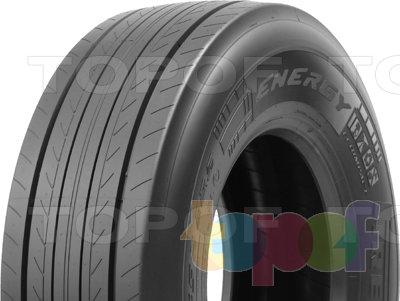 Шины Pirelli ST:01 Neverending Energy. Общий вид модели
