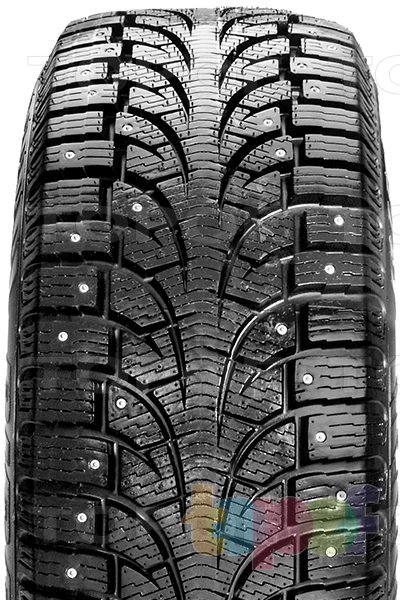 Шины Pirelli Winter Carving. Направленный рисунок протектора