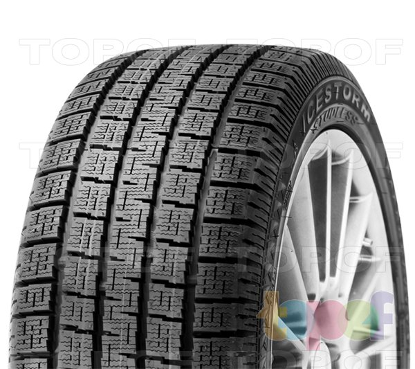 Шины Pirelli Winter Ice Storm 3