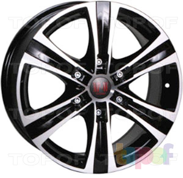 Колесные диски Прома Буран. Изображение модели #1