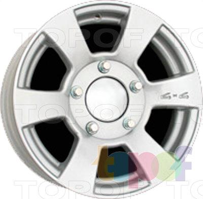 Колесные диски Прома Дюна и Дюна лайт. Изображение модели #3