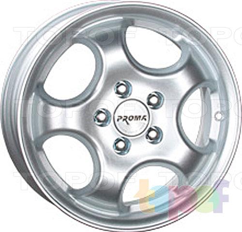 Колесные диски Прома Оптима. Изображение модели #1