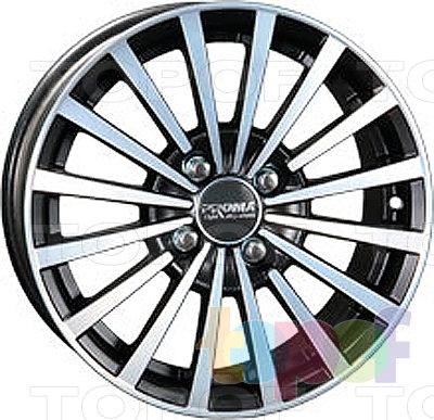 Колесные диски Прома RS2. Цвет Алмаз