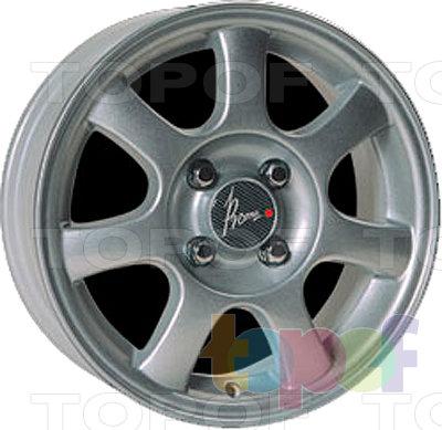 Колесные диски Прома Трек. Изображение модели #1
